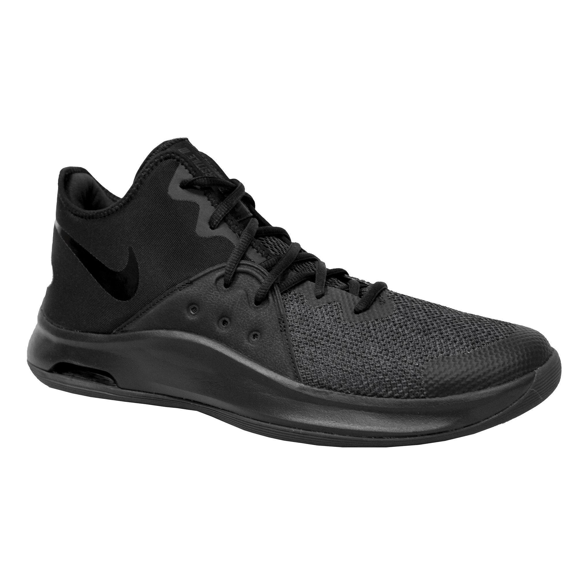 2617762 Nike Basketbalschoenen halfgevorderde spelers Nike Air Versatile III zwart