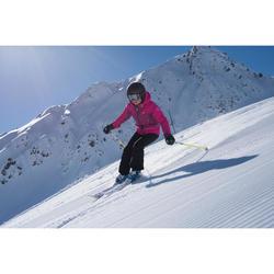 Skistöcke Vario 500 Kinder gelb