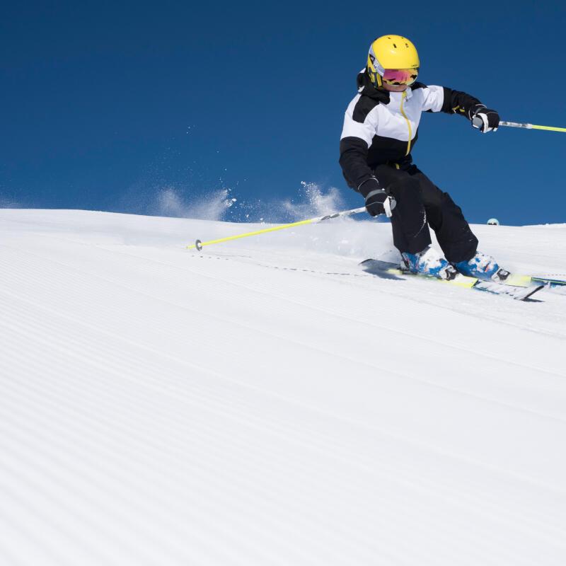 Hur väljer jag skidor till mitt barn