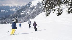 ski de piste homme confirme