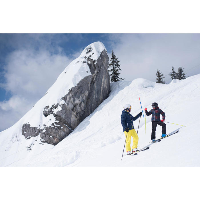 Skihose Ski-P PA 500 Kinder schwarz
