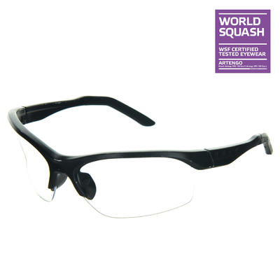 Petite Face Squash Glasses Size S