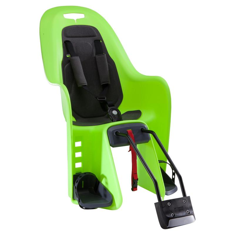 Kids' Frame Bike Seat 100 - Neon