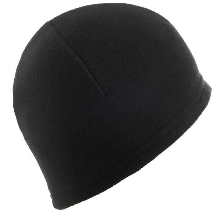 成人滑雪帽Firstheat - 黑色