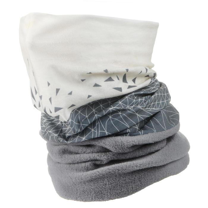 Skinekwarmer voor volwassenen Hug grijs