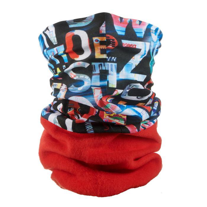 CACHE COL DE SKI ENFANT HUG LETTRES