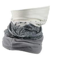 Adult Ski Neck Warmer Hug - Grey