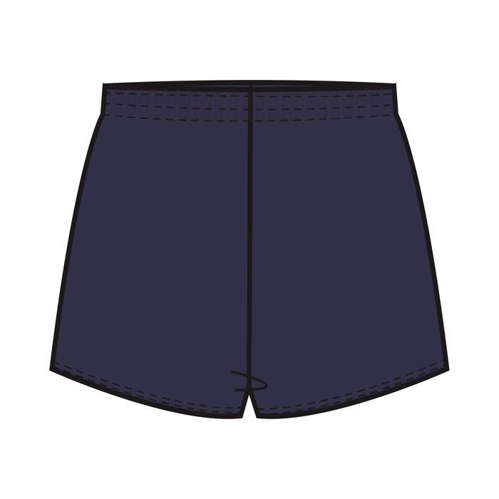 Short 100 voor peuter- en kleutergym marineblauw