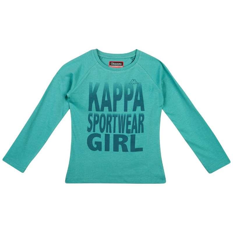 ABBIGLIAMENTO LEGGERO BAMBINA Ginnastica, Pilates - T-shirt manica lunga bambina KAPPA - Ginnastica, Pilates