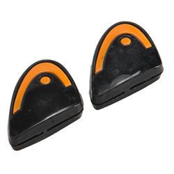 Trillingsdemper tennis Xtra Damp zwart/oranje