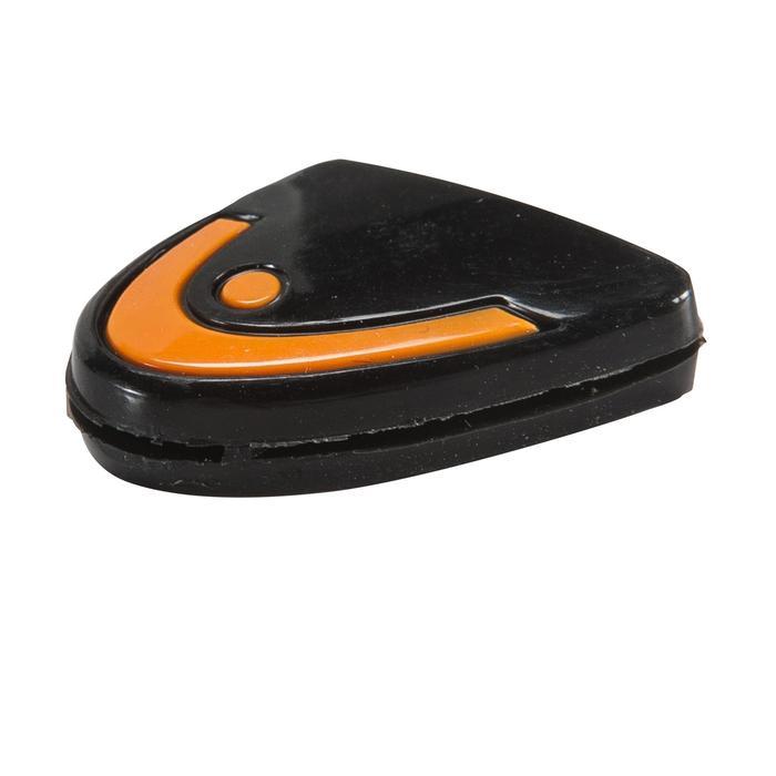 Vibrationsdämpfer Xtra Damp Tennisschläger schwarz/orange