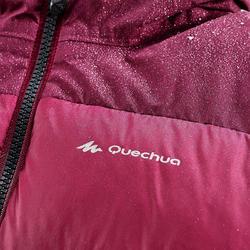 Women's Mountain Trekking Down Jacket TREK 900 - Purple