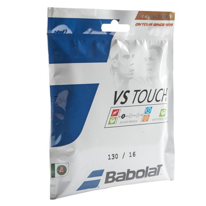 Tennissaite VS Touch Naturdarm 1,30mm