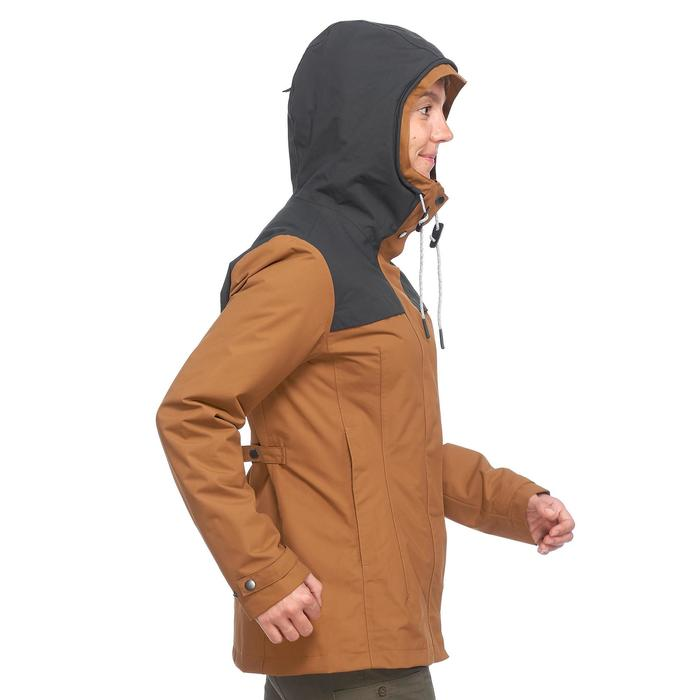 Jacke 3-in-1 Travel 100 Damen camel