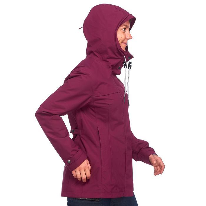 3-in-1 damesjas voor backpacking Travel 100 roze
