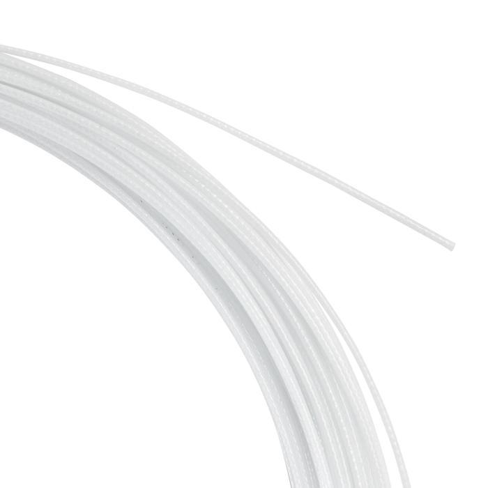 Badminton-Besaitung BG 65 weiß