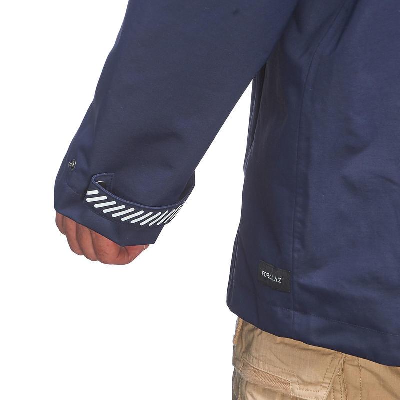Men's 3in1 Waterproof Travel Jacket Travel 100 - Blue