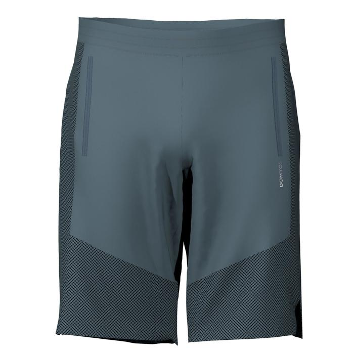 FST 500 Fitness Cardio Shorts - Blue/Grey