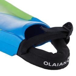 Leash Bodyboard Olaian 900 Negro