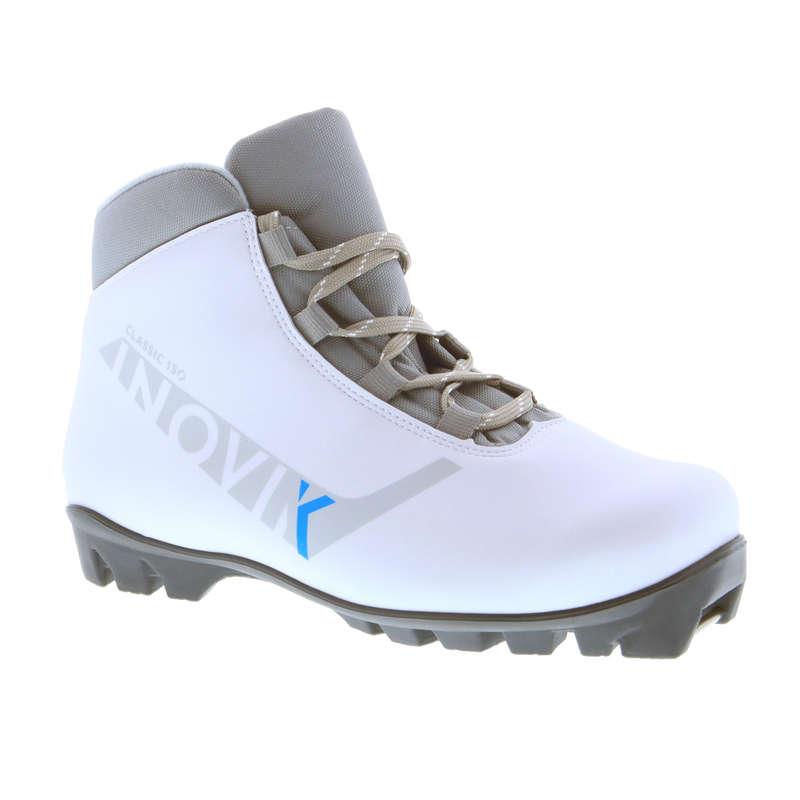 БЕГОВЫЕ ЛЫЖИ ДЛЯ ВЗРОСЛЫХ / КЛАССИЧЕСКИЙ СТИЛЬ Обувь - Ботинки Boots 130 жен.  INOVIK - Обувь