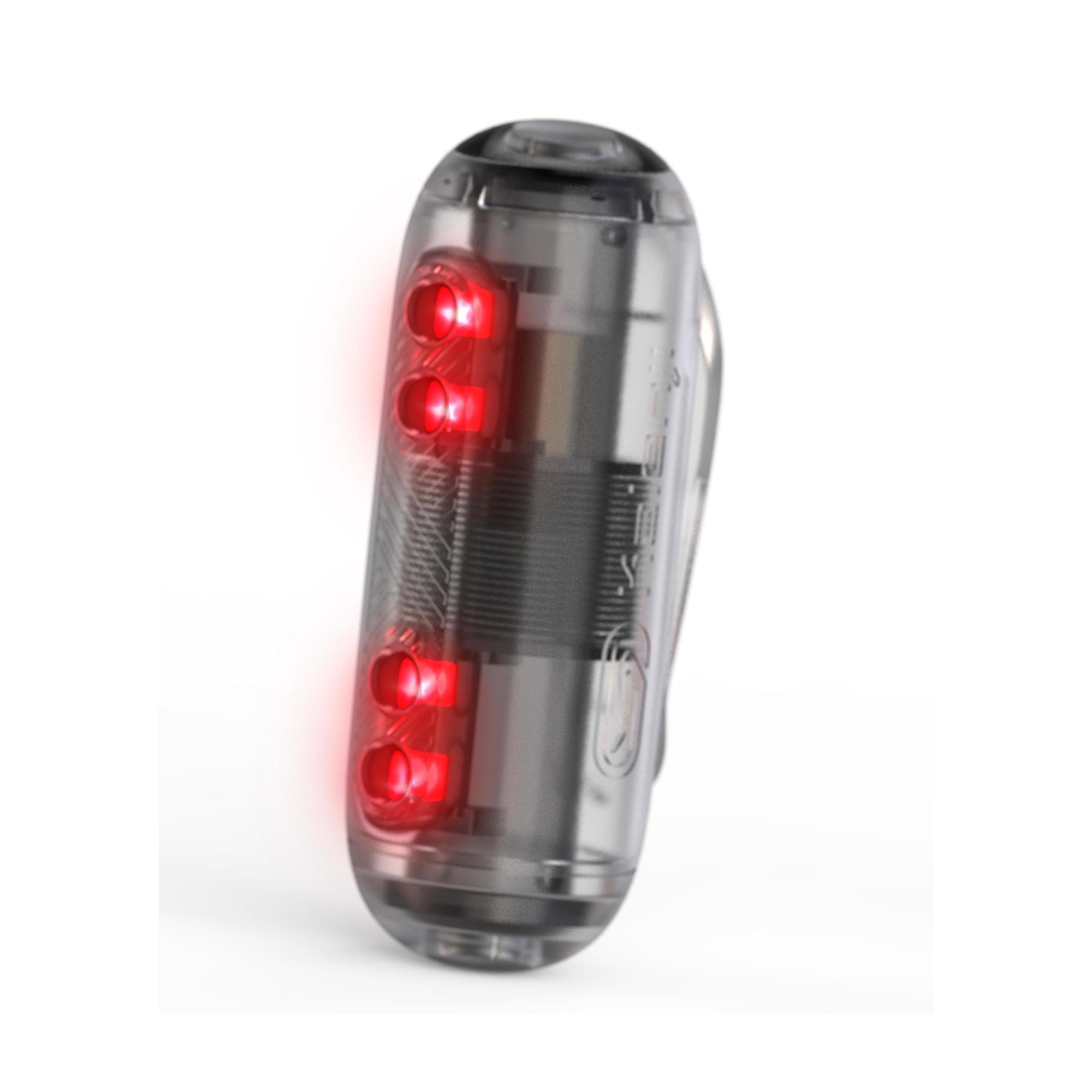 Kalenji Knipperlicht voor hardlopen Motion Light zonder batterij