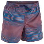 Olaian Surf boardshort kort 100 Echo Red