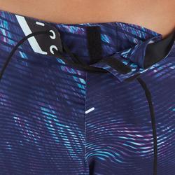 Bañador Largo Surf Olaian 900 Tween Obscurwave Niño Azul