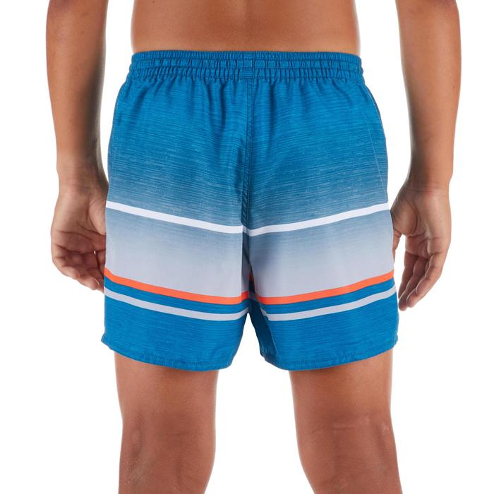 Surf Boardshort court 100 Pacificsunset Red