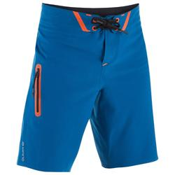 Surf Boardshort long 900 Tween Full Petrol