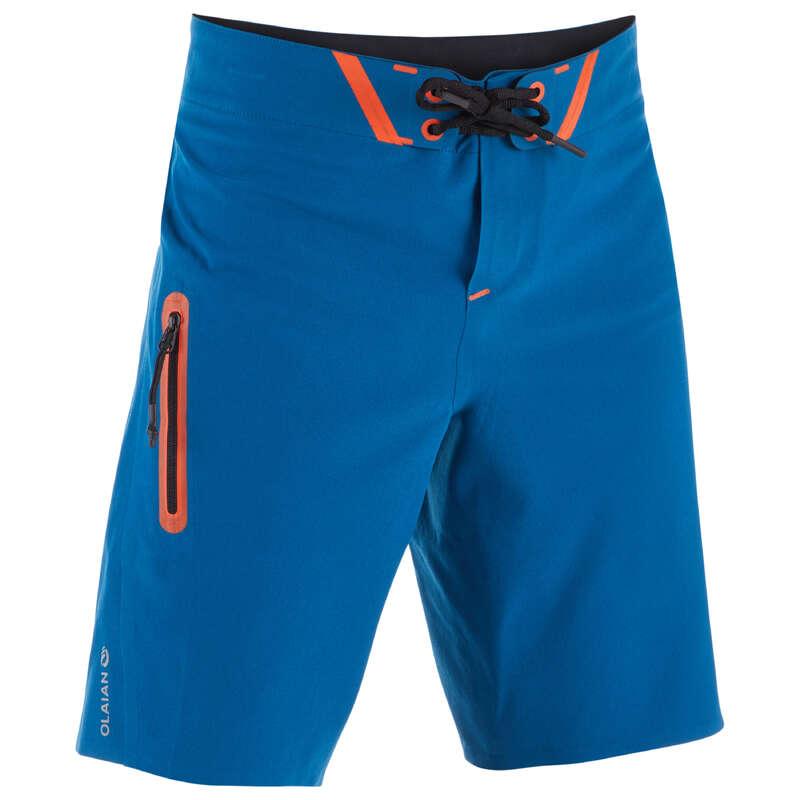 BOY'S BOARDSHORTS Swimwear and Beachwear - SBS 900 Tween - Full Petrol OLAIAN - Swimwear and Beachwear