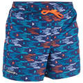 BOY'S BOARDSHORTS Swimwear and Beachwear - BBS 100 Kids' - Pacific Red OLAIAN - Swimwear and Beachwear