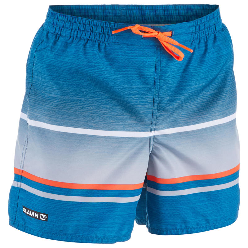 100 Short Surfing Boardshorts - Pacificsunset Red