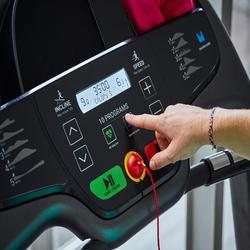Cinta de correr eléctrica Domyos T520