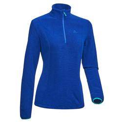 Women's Fleece MH100 - Blue Stripe