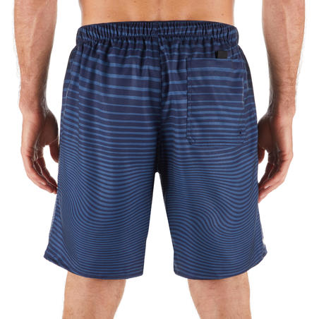 100 Standard Surfing Boardshorts - Newwaves Blue