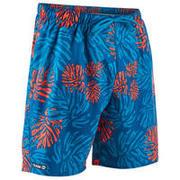 Rdeče plavalne kratke hlače 100