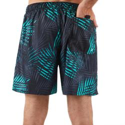 Surf boardshort kort 100 palm mint