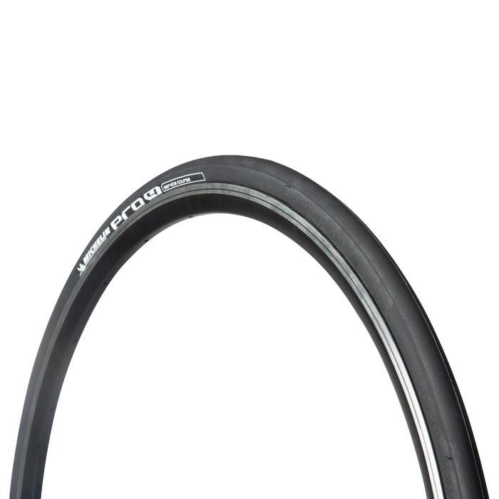 Fahrradreifen Faltreifen Rennrad Pro 3 Race 700×23 (23-622) schwarz
