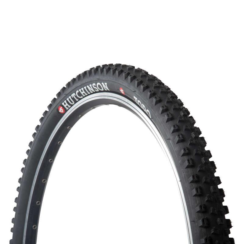 MIXTE TERRAIN MTB TYRES Cycling - 26X2.15 toro mountain bike tyre  HUTCHINSON - Cycling