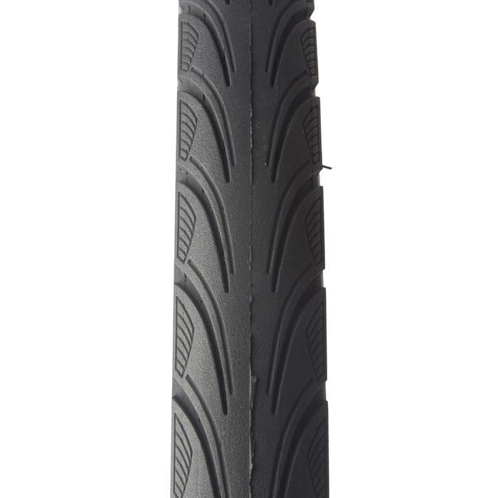 Fahrradreifen Drahtreifen City 5 Protect 26x1,75 (44-559) schwarz