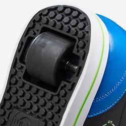 Heelys Schuhe mit Fersenrollen Skate-Mate schwarz/blau