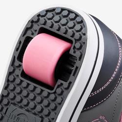 Heelys Skate Mate grijs roze één wiel