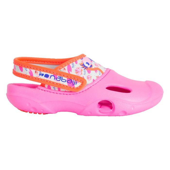 Badslippers voor meisjes Clog 100 roze