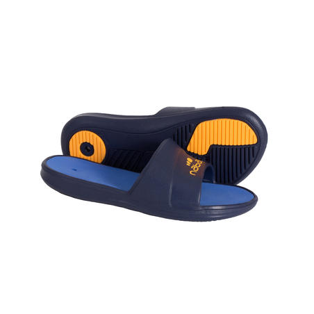 Дитячі сланці для басейну 500 Metaslap - Сині