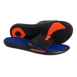 HEREN SLIPPERS SLAP 500 PLUS BLAUW ZWART