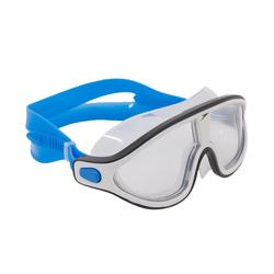 Máscara de natación RIFT claro talla L Azul Blanco
