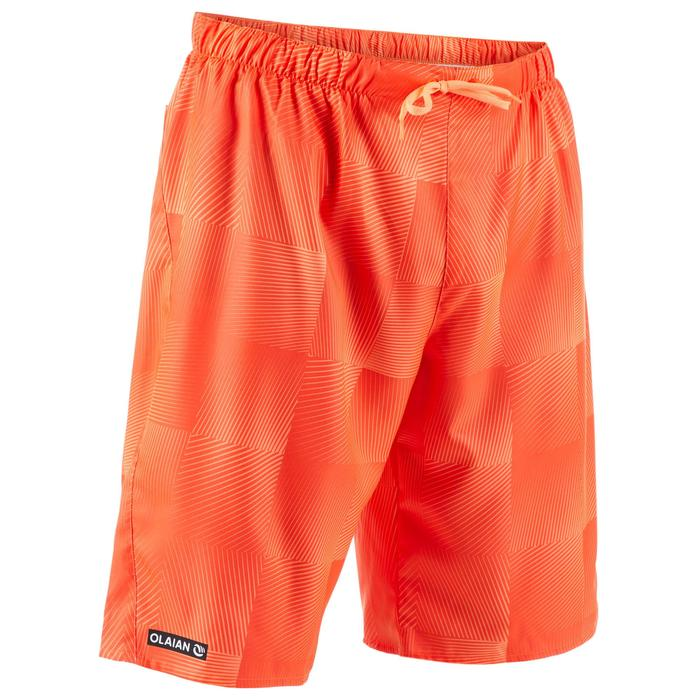 100 Long Surfing Boardshorts - Neon China