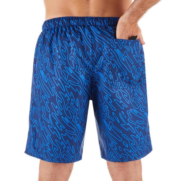 標準衝浪褲100-瑪瑙藍