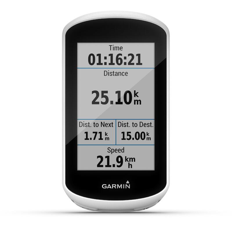 GARMIN EDGE EXPLORE GPS PARA BICICLETA CUENTAKILÓMETROS Y TRACKS PANTALLA COLOR