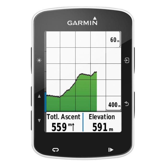 GPS-Fahrradcomputer Garmin Edge 520